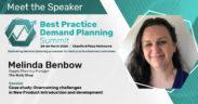 Demand Planning Summit Melinda Benbow